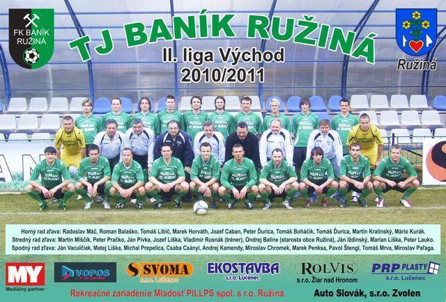 Resultado de imagem para FK Baník Ružiná